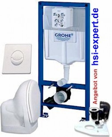 Grohe wc set